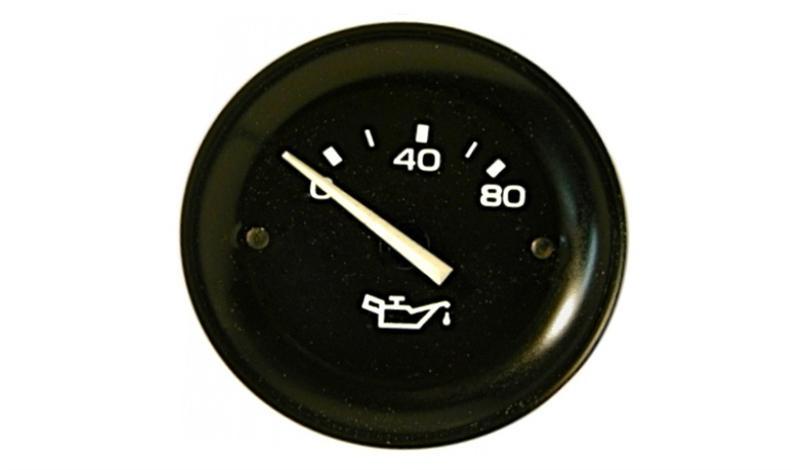 1982 Corvette Gauges : Corvette oil press gauge replaces gm