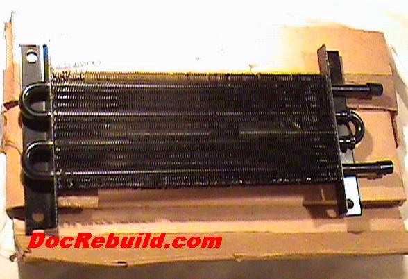 repair oil cooler - ShopWiki