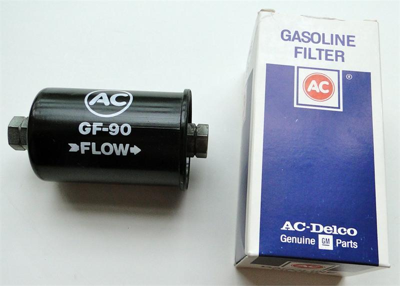 1964 corvette fuel filter 1963-1965 corvette black gf-90 fuel filter replaces gm 5650703 corvette ls1 fuel filter fittings