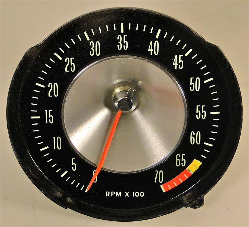 1963 Corvette Tachometer Assembly High RPM Genuine GM