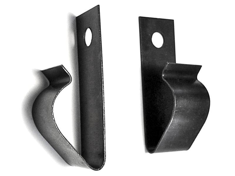 1956 1962 corvette wire harness spring steel retainer. Black Bedroom Furniture Sets. Home Design Ideas