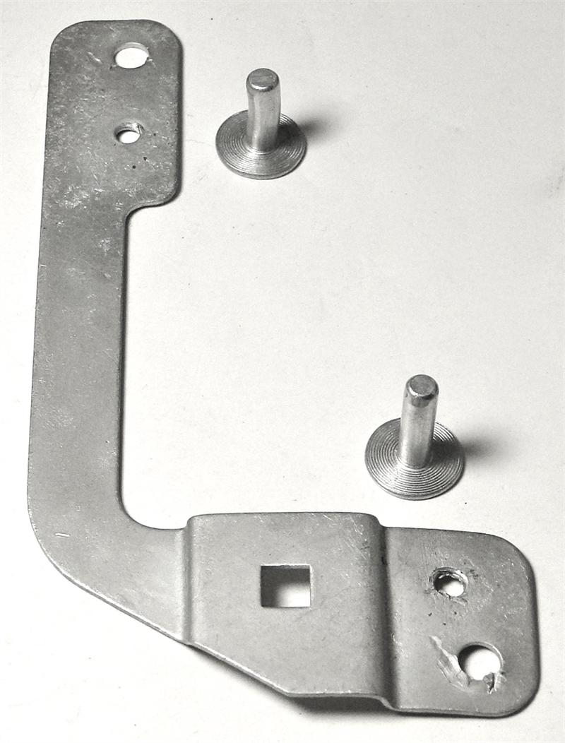 1963 1967 Corvette Fuse Box Mount Bracket Genuine GM 3909547