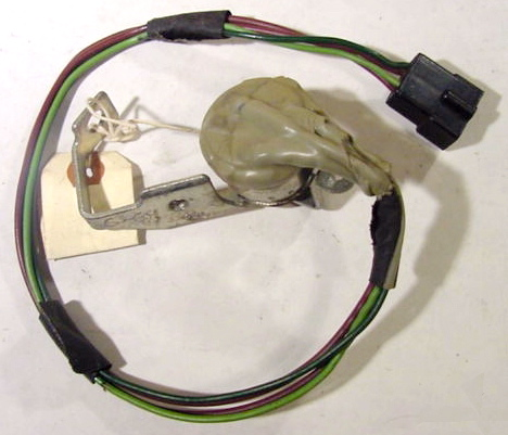 1963 1964 Corvette Powerglide Neutral Safety Switch