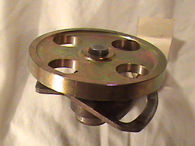 Lost Insurance Number >> 1969-1974 Corvette 427 or 454 with AC Idler Pulley NOS GM # 3952332